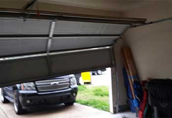 Garage Door Off Track | Garage Door Repair Salt Lake City, UT